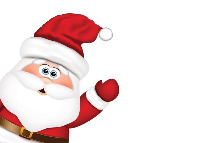 Il Babbo Natale.Babbo Natale Cover Il Giardino Di Lulu